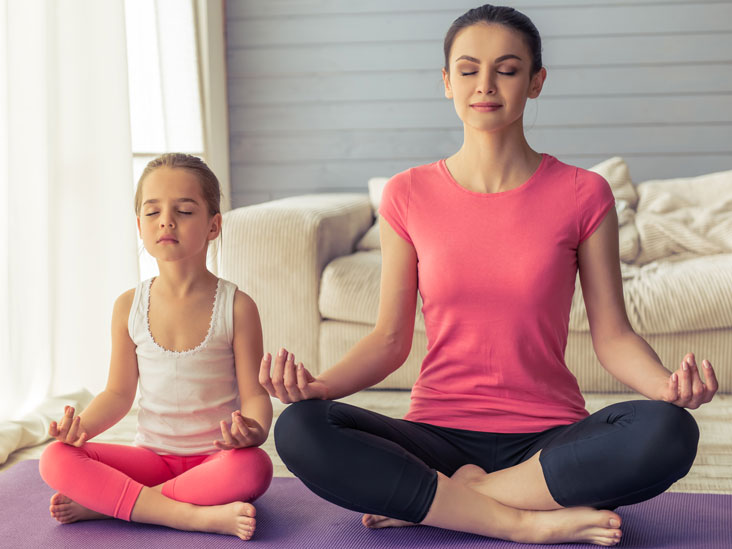 Activity And Strength Help Children More Energy